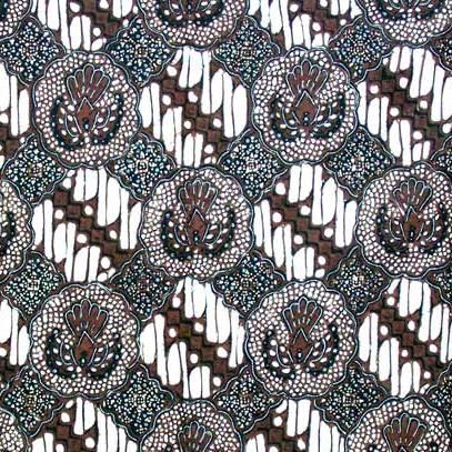The Similar Desing and Pattern of Batik