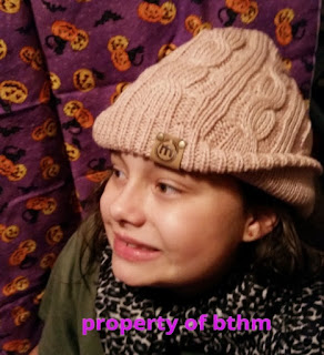 miss grace in mitscoots knit beanie 1