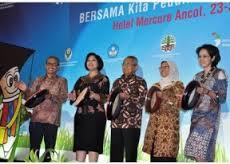 Menteri PU Buka Jambore Sanitasi 2013