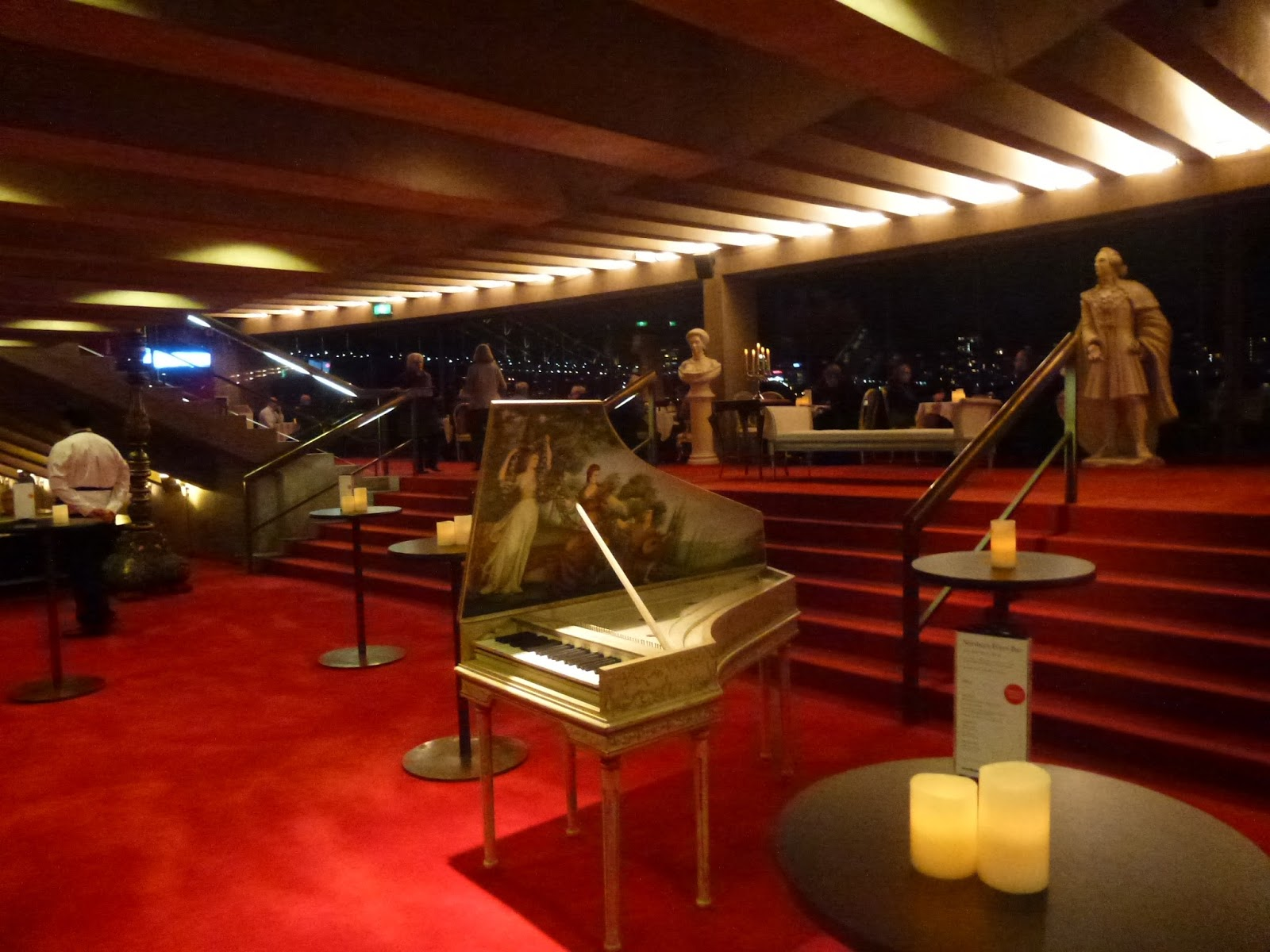 Opera House Southern Foyer : Canberra critics circle don carlos opera australia