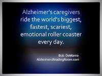 The Alzheimer's Roller Coaster - Alzheimer's Reading Room