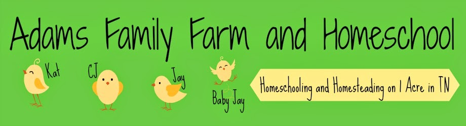 Adams Family Farm and Homeschool