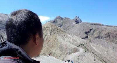 jalur ke gunung kelud kediti