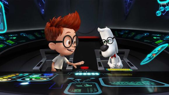 Mr Peabody & Sherman Movie 0n