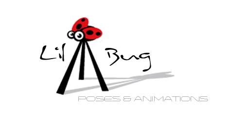 Lil' Bug poses
