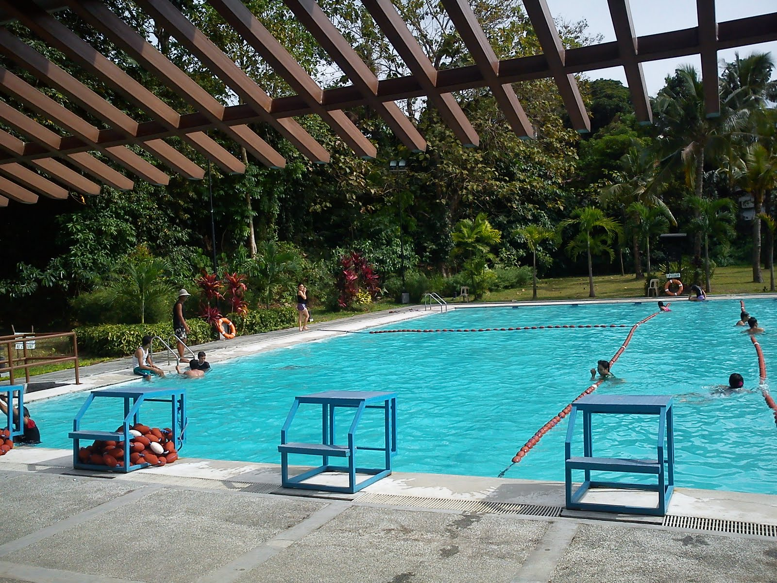 la mesa ecopark new swimming pool complex