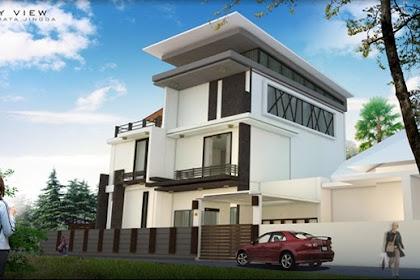 Jasa Desain Rumah Tinggal Terlengkap Termurah Terbaru