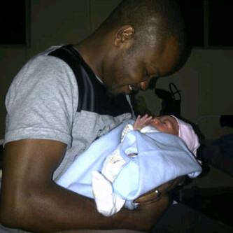Nedu Welcomes his Son
