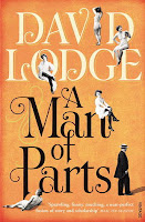 a man of parts David Lodge cover