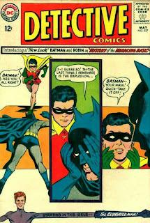 Detective Comics #327 cover image