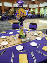 LAKERS INSPIRED PARTY