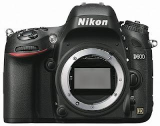 Camera DSLR Nikon D600 Resmi Di Luncurkan