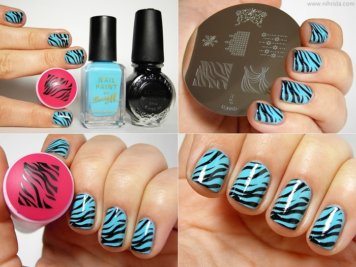 Konad Manicure m69