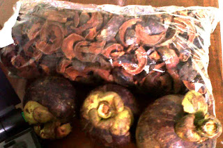mangosteen peel as medicine