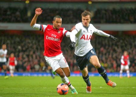 Tottenham Hotspur vs Arsenal