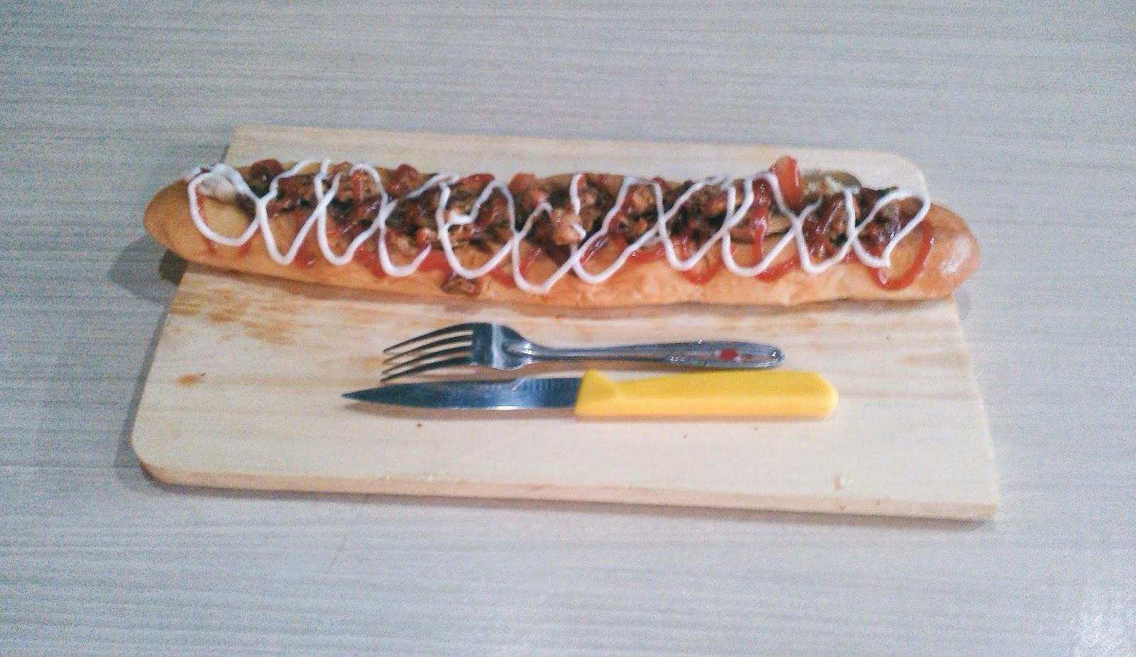 Big Bro's Kitchen: Nongkrong Jadi Lebih Lama
