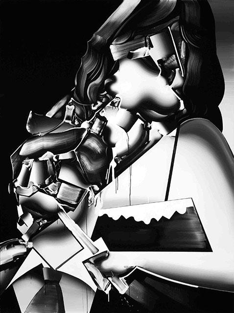 ©Tomoo Gokita - Pintura | Painting