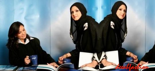 Hijab Office Jilbab Kantor Simple