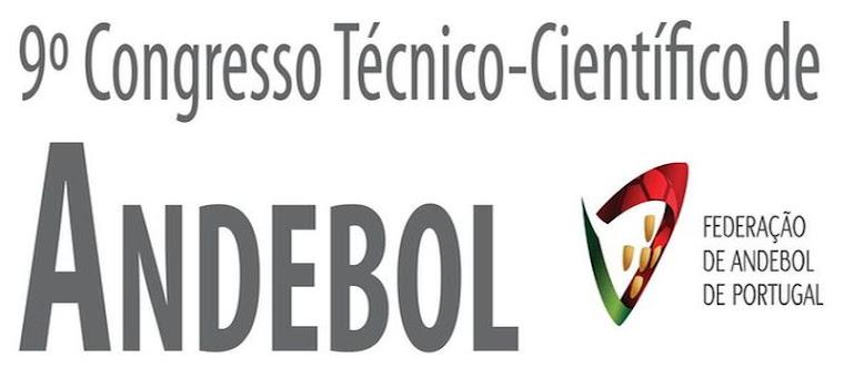 9º Congresso Técnico-Científico de Andebol