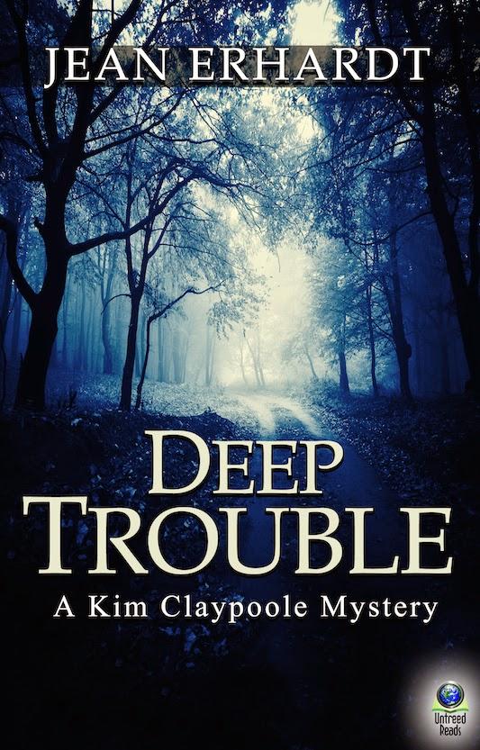 http://www.amazon.com/Deep-Trouble-Claypoole-Mystery-Book-ebook/dp/B00LBH1ZPU/ref=la_B005IDH1YC_1_2?s=books&ie=UTF8&qid=1405379664&sr=1-2