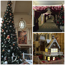 Christmas at Disneyland Hotel Paris
