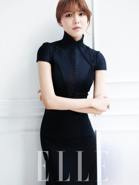 Beautiful Soo Young - Elle Magazine Cover