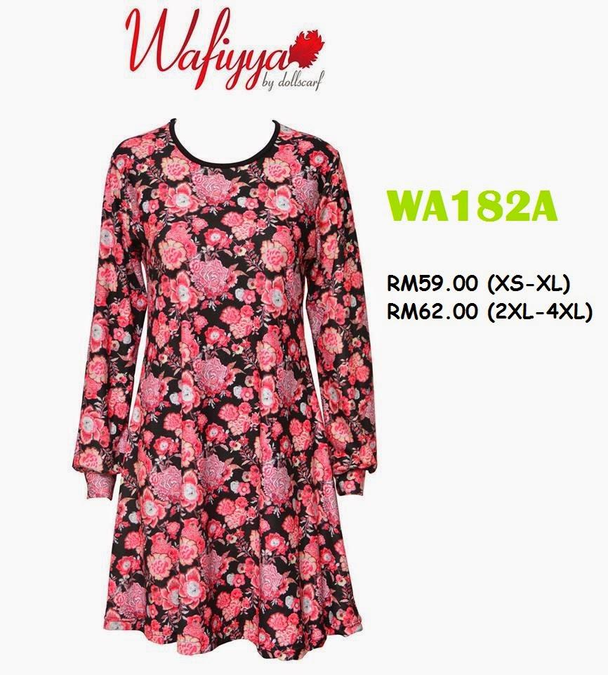 T-Shirt-Muslimah-Wafiyya-WA182A