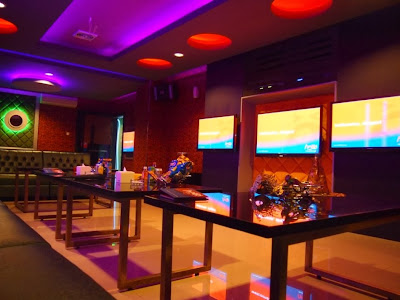 Tempat Karaoke Hello fktv - VVIP Room