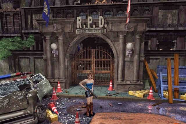 Resident Evil 3: Nemesis PC Game