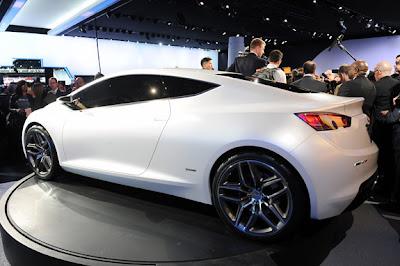 Chevrolet Tru Concept 140S ,Destaques do Salão do Automóvel de Detroit 2012