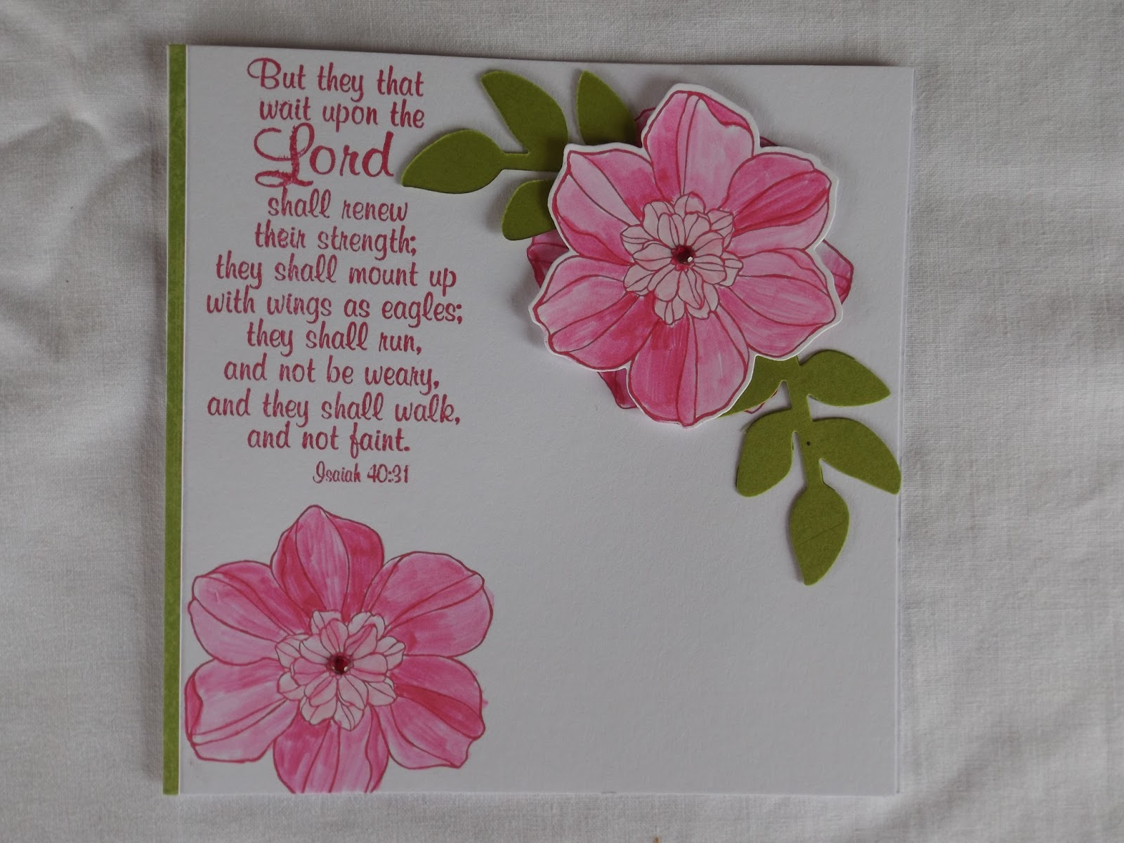 Stamping every day christian cards above are some more cards made using the secret garden stamp set the sentiments are from various companies including hero arts and heartfelt creations kristyandbryce Image collections