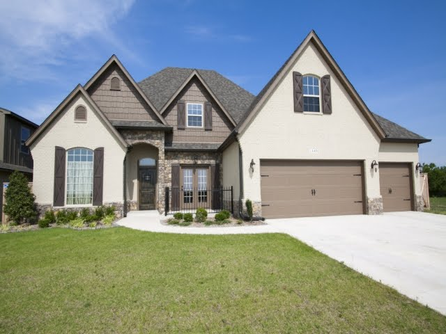 Broken arrow voice homes for sale in the south tulsa area New home builders tulsa