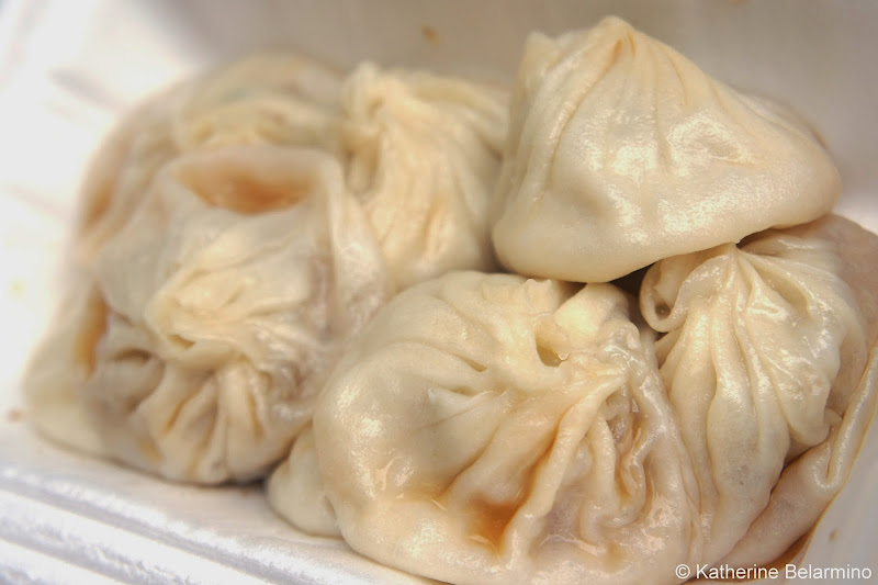 Xiaolongbao Soup Dumplings 小笼包 Shanghai China