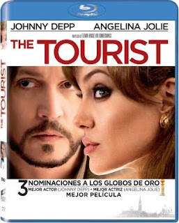 The Tourist (2010) BluRay 720p 600MB Hotcinemamovie