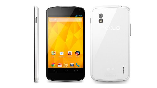 Google Nexus 4 on sale!