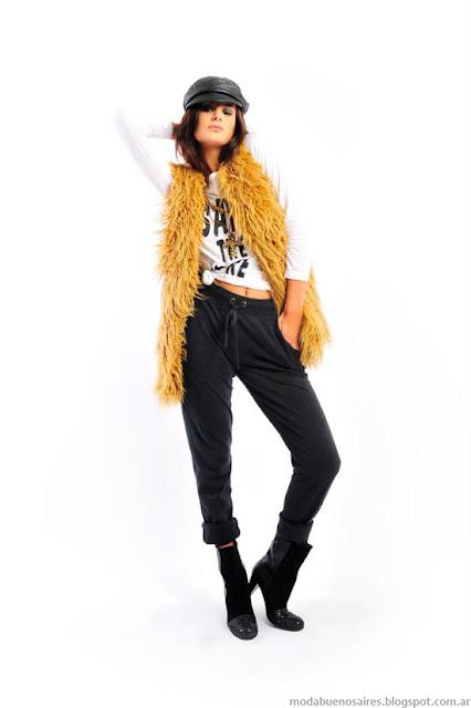 Marcela Pagella invierno 2013 moda