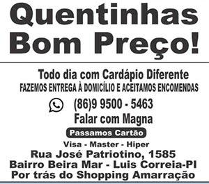 Quentinhas Bom Preço