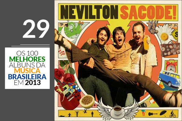 Nevilton - Sacode!