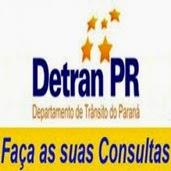 Consultas  Detran-Pr