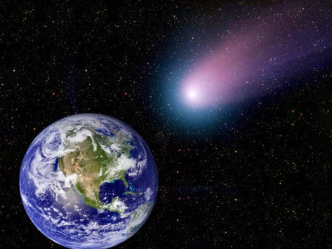 Confirmed-2.5 Mile Wide Comet Headed Toward Earth With Chilling, Hellish Mystery Sounds and Screams