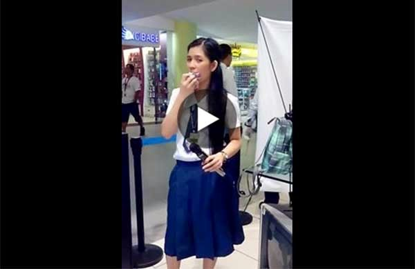 Jade Hipe Through The Fire viral video