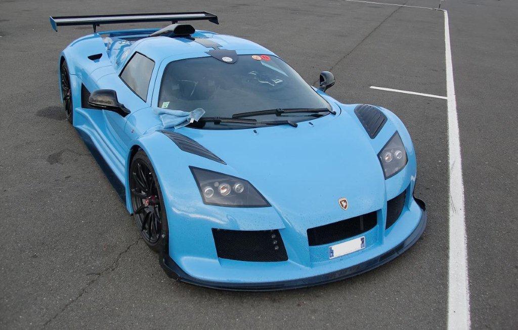 中華車庫 - CHINA GARAGE: We Just Love Cars!: Blue Gumpert ...