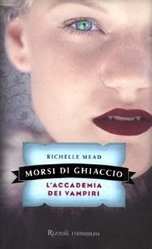 Vampire Academy, Morsi di Ghiaccio