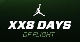 #XX8DaysOfFlight