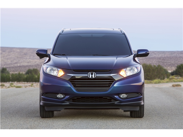 2016 New Gen Honda HR-V Performance eagle view