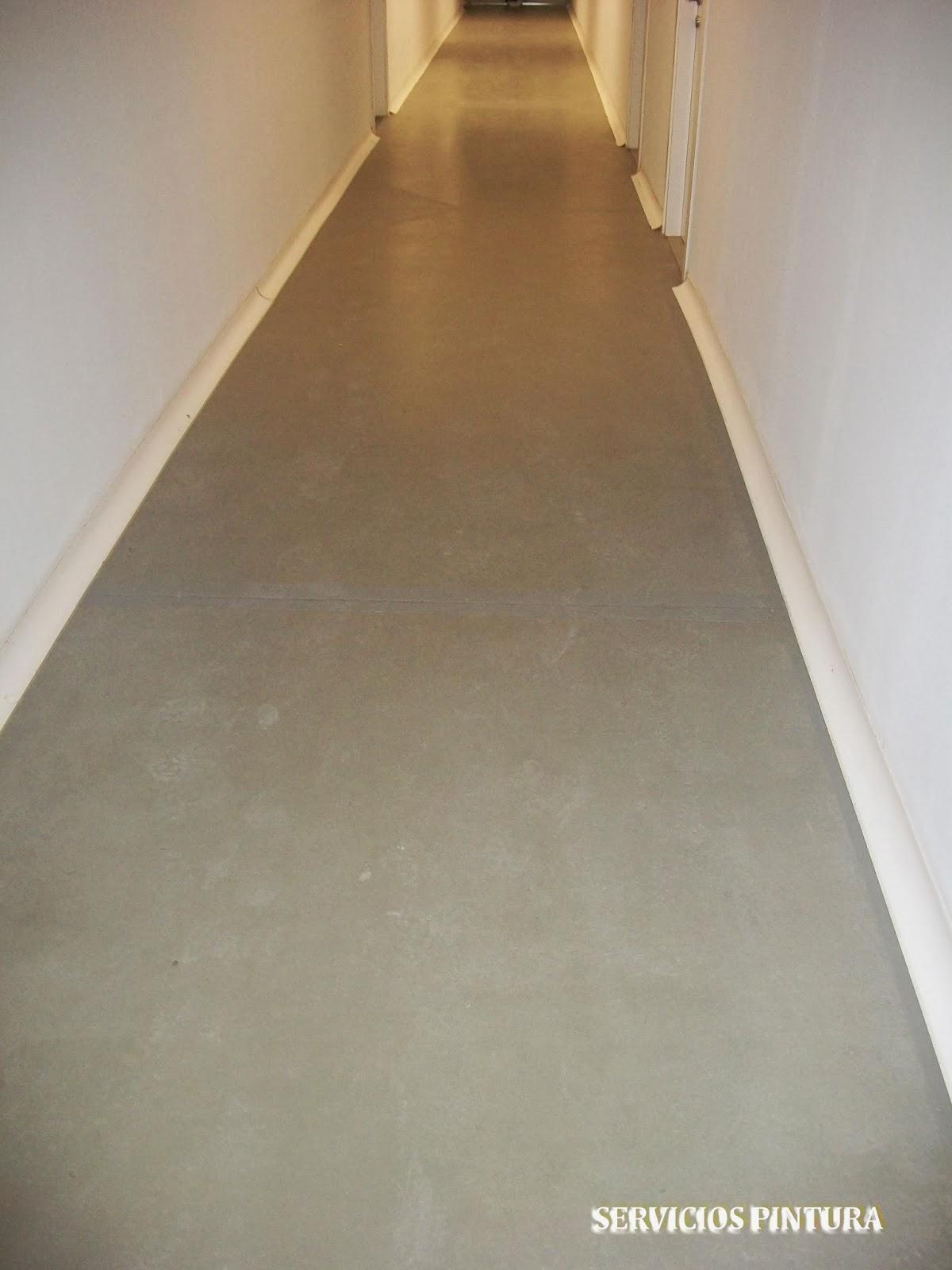Servicios de pintura en zaragoza pintado suelo de nave industrial - Pintura de suelos ...