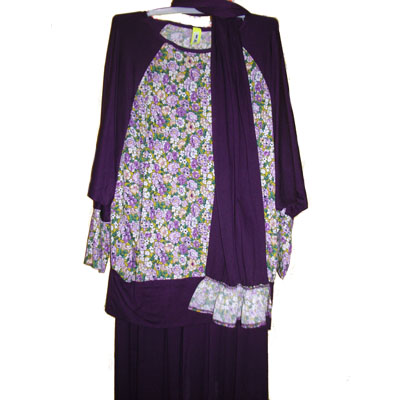 Baju Muslim Gamis Terbaru  Butik Baju Ida Jogja