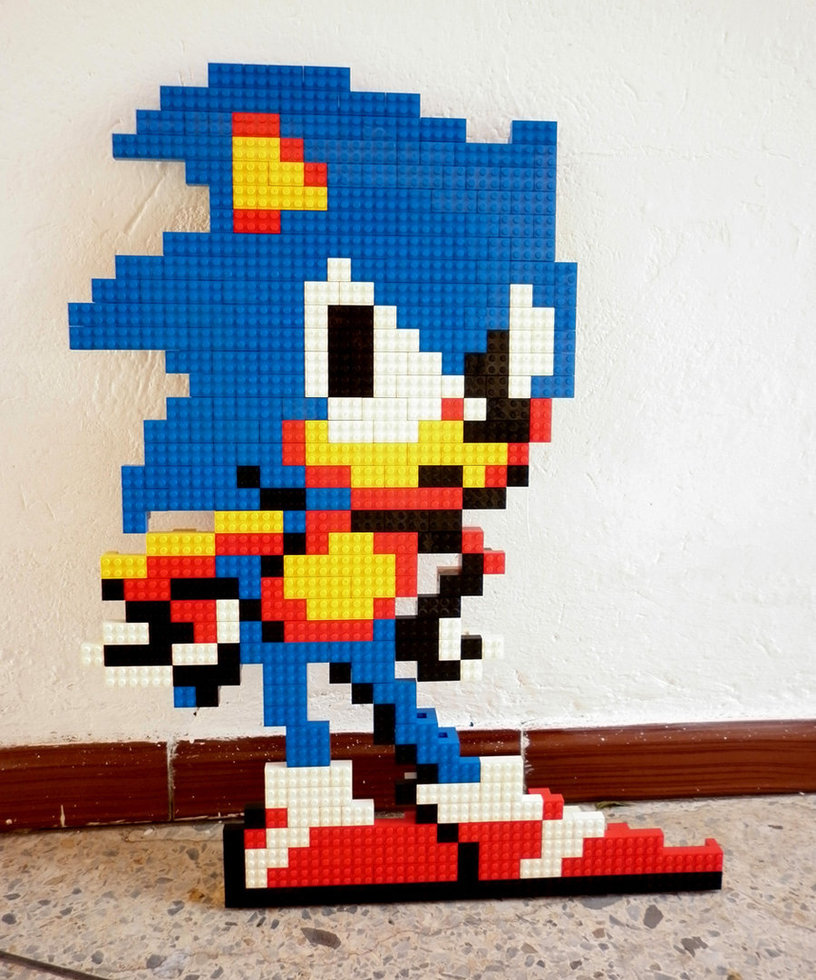 welcome to my realm lego sonic the hedgehog. Black Bedroom Furniture Sets. Home Design Ideas
