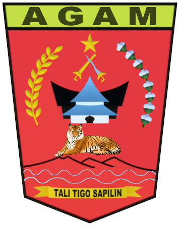 Logo Kabupaten Kota Logo Kabupaten Agam Sumatera Barat