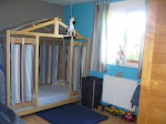 La nouvelle chambre de Maxence !